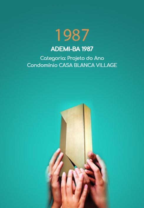 1987 - ADEMI-BA 1987 - PROJETO DO ANO